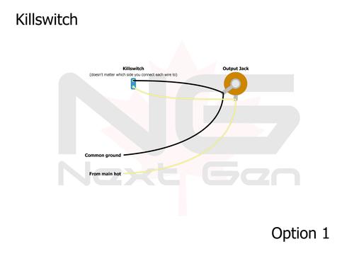 Killswitch Wiring Diagram #1