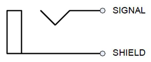 "Switchcraft #L11 - 1/4"" Mono Jack (long bushing)"