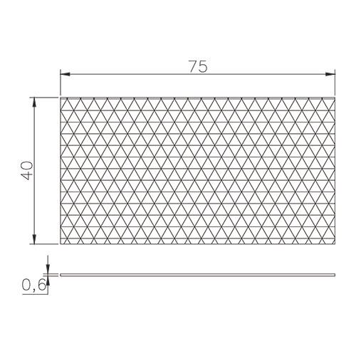 Aluminum Foil - Black