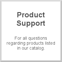 For all questions regarding products listed in our catalog.