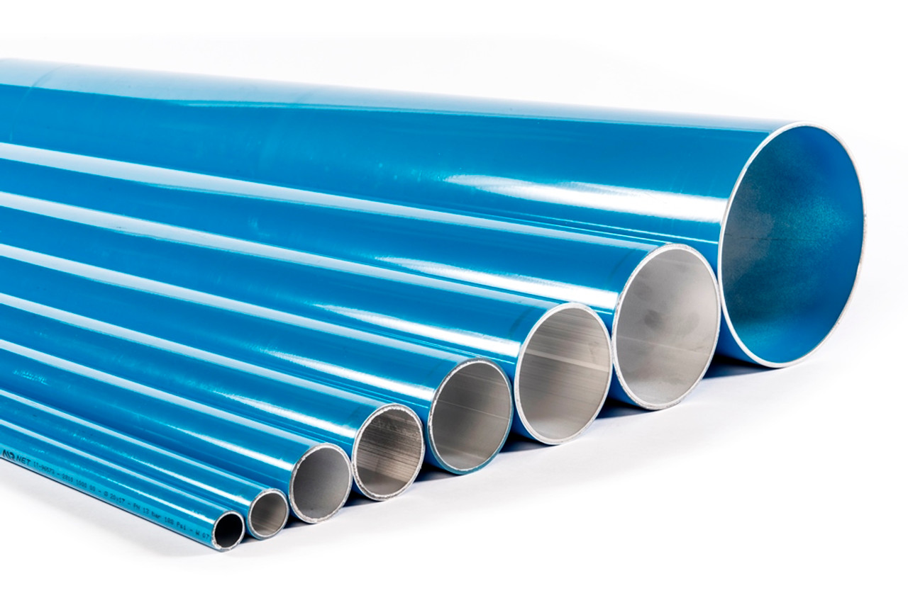 Aluminum Pipes 9.35' length