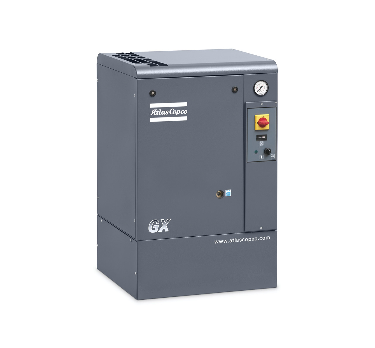 3HP Rotary Screw Air Compressor - GX2