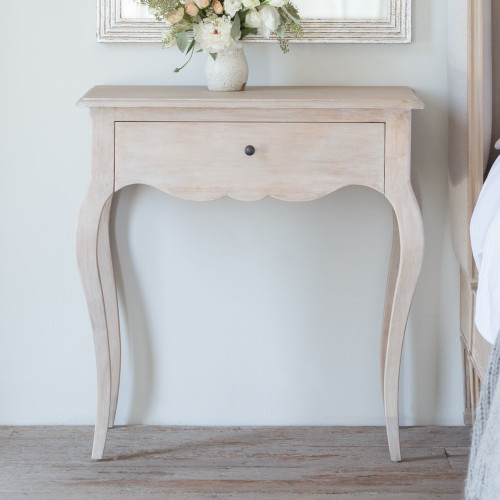 Eloquence® Elisabet Nightstand in Nordic Wash Finish