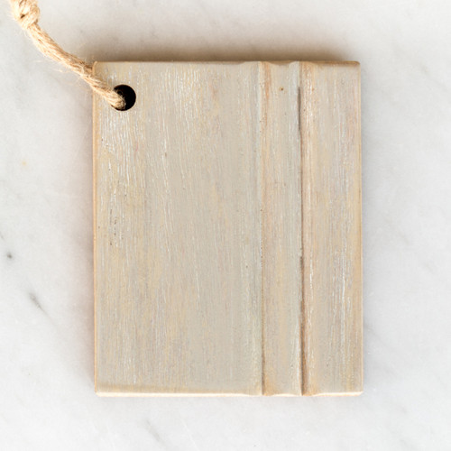 Eloquence® Wood Finish Sample in Rustic Wood