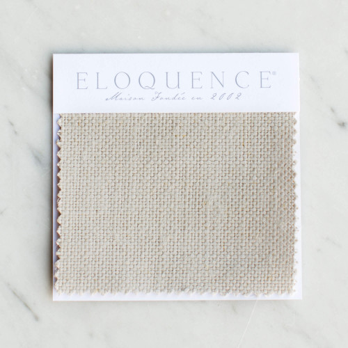 Eloquence® Upholstery Sample in Storm Linen