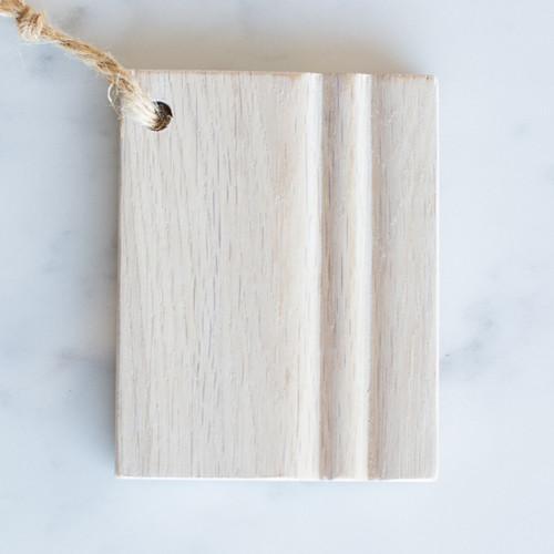 Eloquence® Wood Finish Sample in Worn Oak