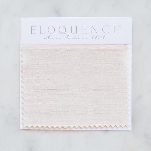 Eloquence® Upholstery Sample in Shell Velvet