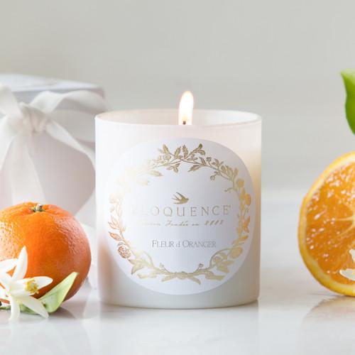 Eloquence® Perfume Candle in Fleur d'Oranger