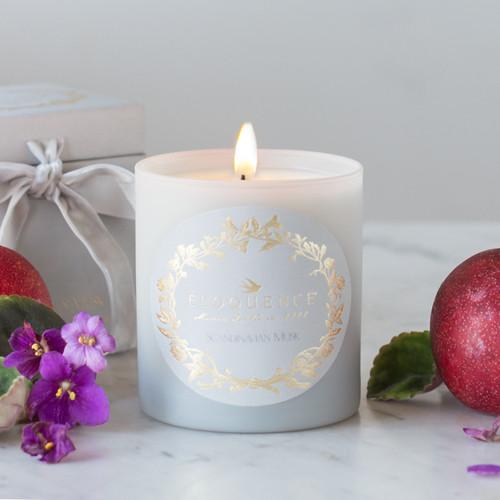 Eloquence® Perfume Candle in Scandinavian Musk
