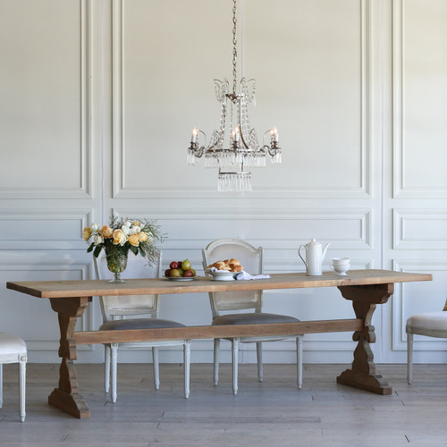 Antique French Dining Table TDVP20034