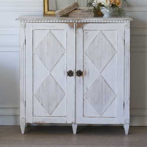 Antique Swedish-Gustavian Cabinet CBVP21095