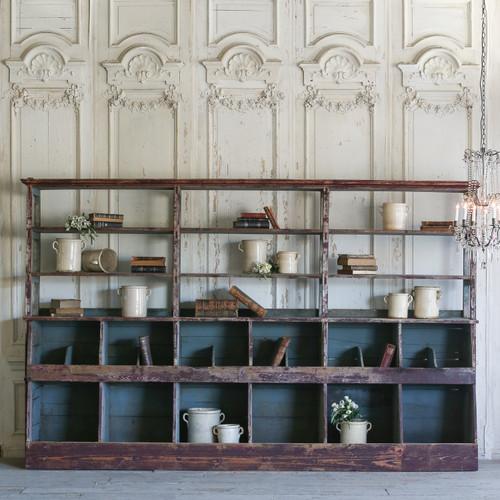 Grande Antique Store Display BKVN25021