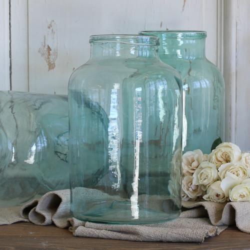 Antique Glass Candy Jars OBVN25103