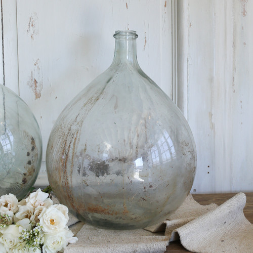 Pair of Antique Demijohn Bottles OBVN25104-6