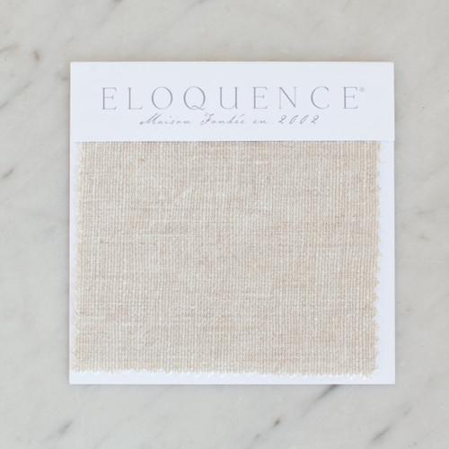 Eloquence® Upholstery Sample in Harvest Linen