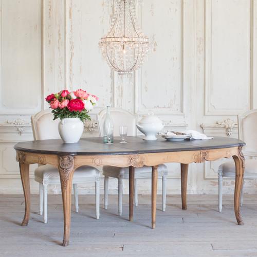 Antique Regency Dining Table TDVN26011
