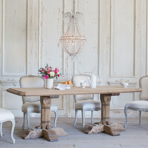 Antique Dining Table TDVN26038