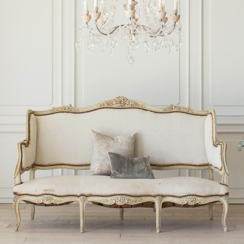 Antique Louis XV Sofa SVN26077