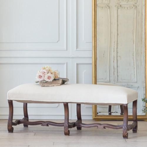 Antique Louis XV Bench BNVN26081