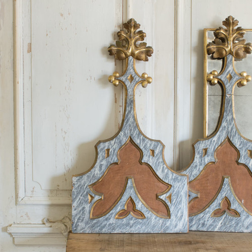 Vintage Decorative Arch Fragments AEVN26083