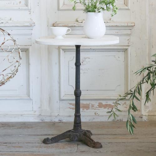 Antique Clover Top Bistro Table TVP22072-1