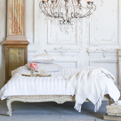 Antique Louis XV Bed Frame BDVP22101