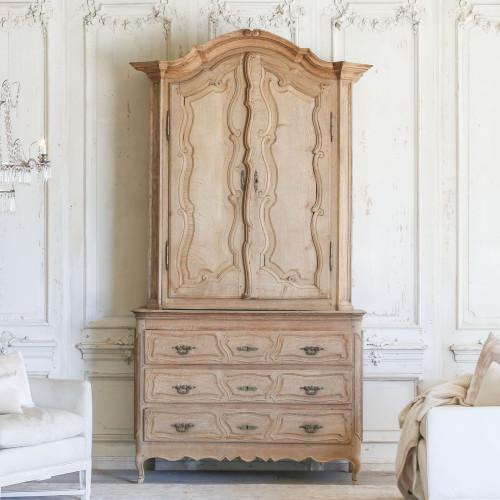 Antique Linen Cabinet CBVN27015