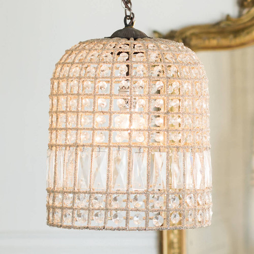 Eloquence® Medium Birdcage Antique Reproduction Chandelier
