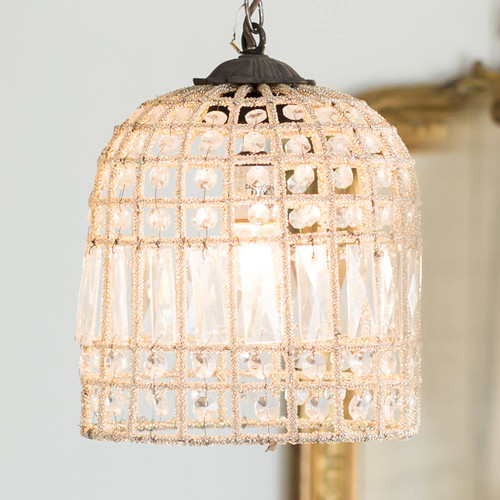 Eloquence® Petite Birdcage Antique Reproduction Chandelier