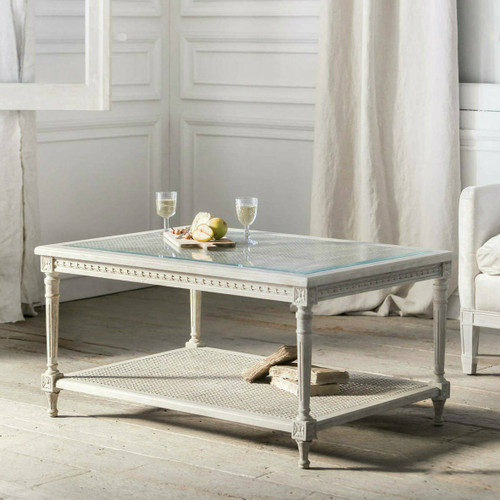 Eloquence® Medium Le Courte Coffee Table in Beach House Natural Finish