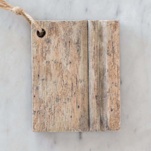Eloquence® Wood Finish Sample in Farmhouse Oak Finish