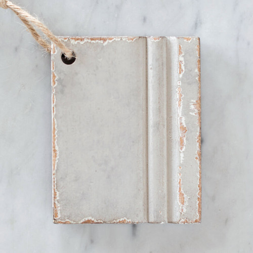 Eloquence® Wood Finish Sample in Gustavian Grey Finish