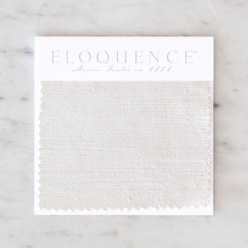 Eloquence® Upholstery Sample in Dove Velvet