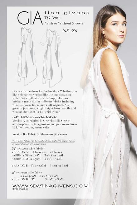 GIA Dress TG-A7161