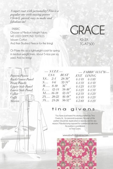 Grace Coat TG-A7500