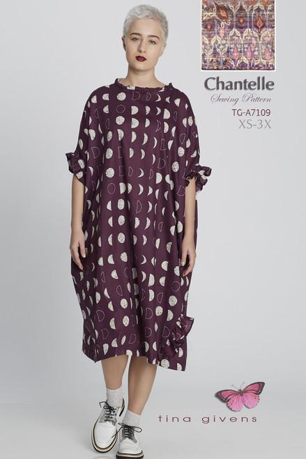 CHANTELLE TG-A7109 PRINT
