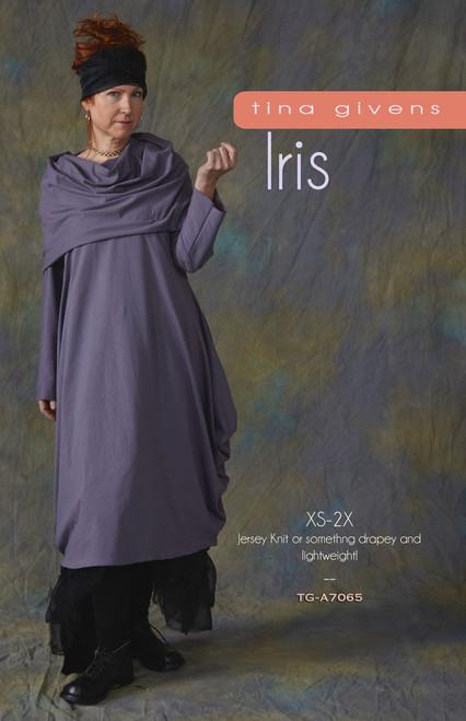 IRIS DRESS 7057