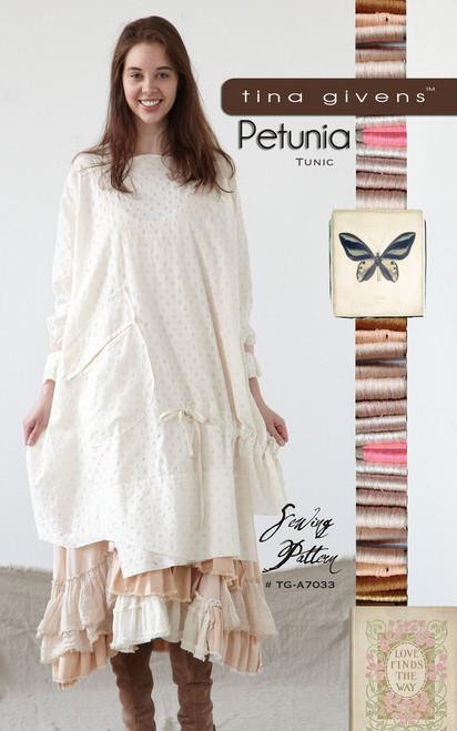 TG-A7033 petunia shirt