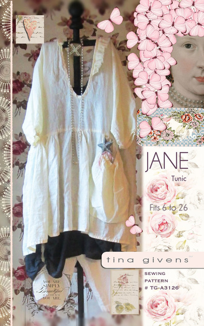 JANE TUNIC 3126