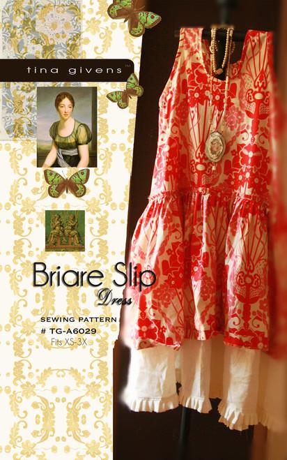 Briare Slip PRINT TG-A6029