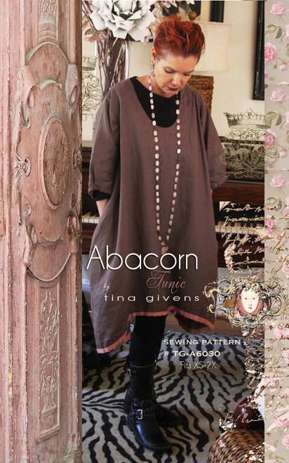 Abacorn Tunic PRINT TG-A6030