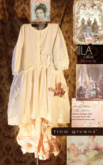 Mila Shirt TG-A6031 DIGITAL