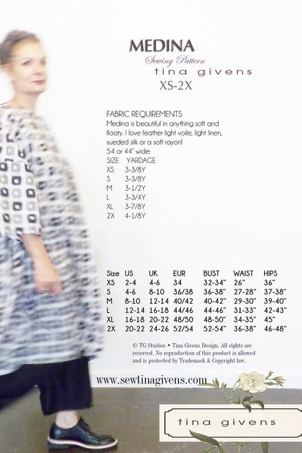 Medina Dress  TG-A7122 DIGITAL