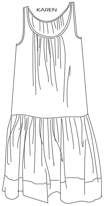 Karen Dress TG-A7119