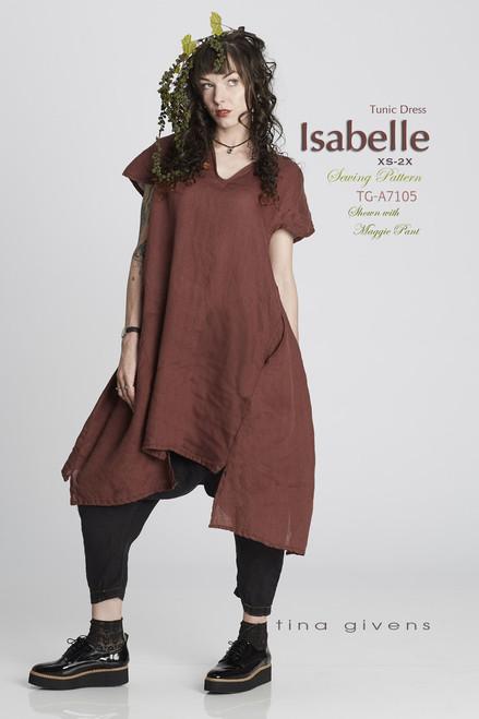 ISABELLE TG-A7105