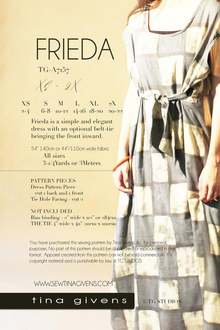 FRIEDA TG-A7157