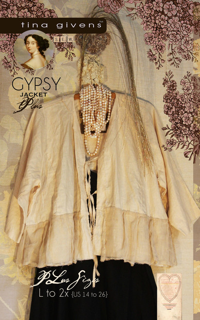 GYPSY JACKET TG-P3130 DIGITAL