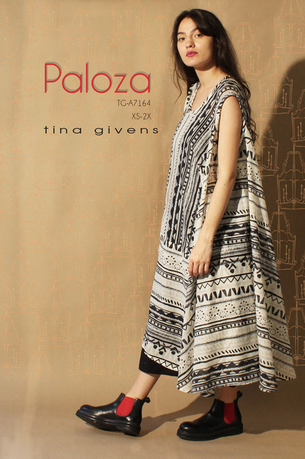 PALOZA DRESS TG-P7164 DIGITAL