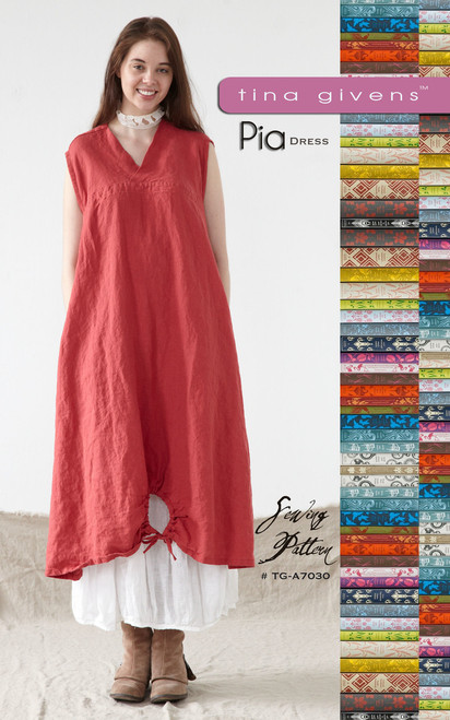 PIA dress TG-P7030