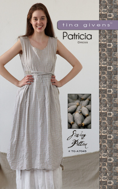 TG-P7045 Patricia dress & skirt